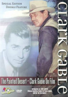 Clark Gable: The Painted Desert/ Clark Gable On Film Movie