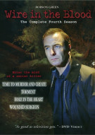 Wire In The Blood: The Complete Fourth Season Movie