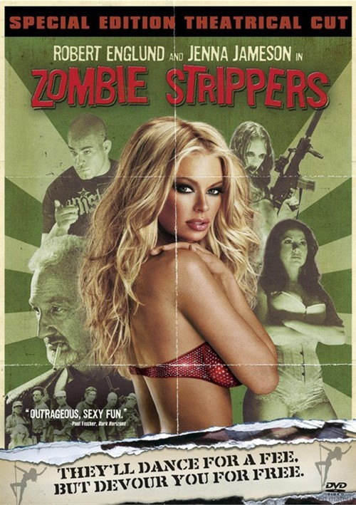 Zombie Strippers: Special Edition Theatrical Cut Movie