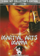 Martial Arts Mania Movie