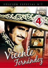 Vicente Fernandez: Edicion Especial No. 7 (4 Pack) Movie