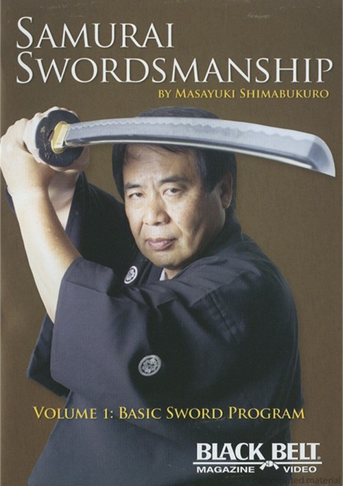 Samurai Swordsmanship: Volume 1 - Basic Sword Program Movie