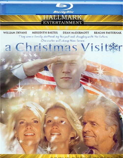 Christmas Visitor, A Blu-ray
