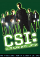 CSI: Crime Scene Investigation - The Complete Seasons 1 - 8 Movie