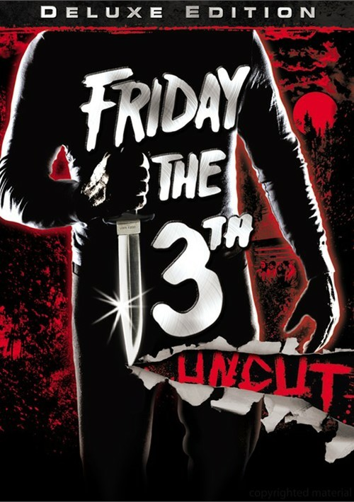 Friday The 13th: Uncut Deluxe Edition Movie