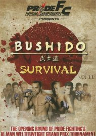 Pride FC: Bushido Volume 11  Movie