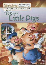 Walt Disney Animation Collection: Three Little Pigs Movie