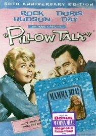 Pillow Talk: 50th Anniversary Edition (w/ Mamma Mia! Picture Frame) Movie
