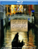 Best Of Europe: Italy Blu-ray
