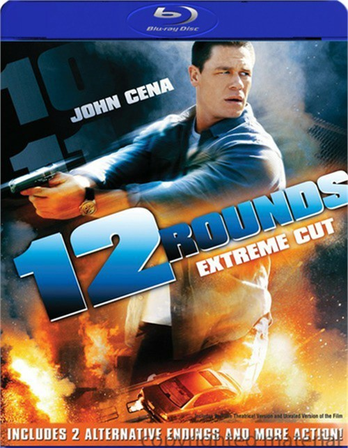 12 Rounds: Extreme Cut Blu-ray