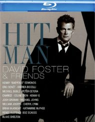 Hit Man: David Foster & Friends Blu-ray