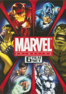 Marvel Animation 6-Film Set Movie