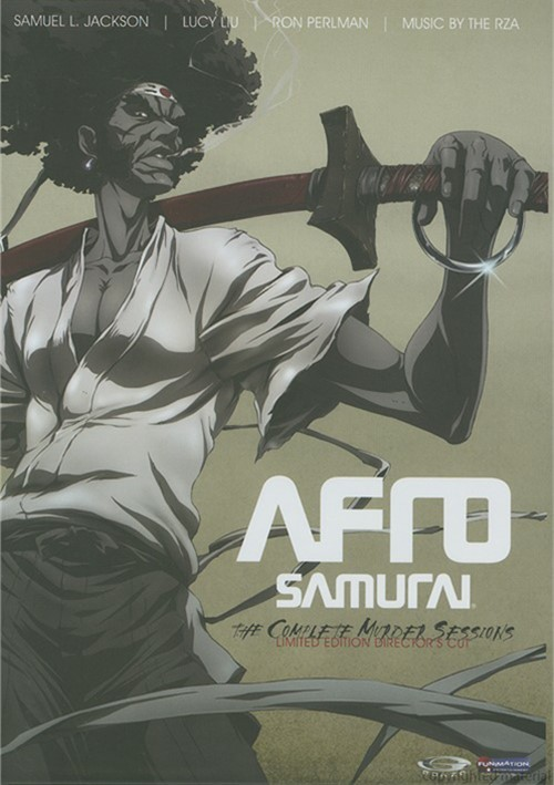 Afro Samurai: Directors Cut - Seasons 1 And 2: The Complete Murder Sessions Movie