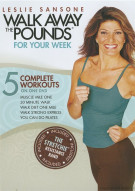 Leslie Sansone: Walk Away The Pounds For Your Week Movie