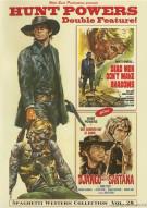 Dead Men Dont Make Shadows / Django Meets Sartana (Hunt Powers Double Feature) Movie