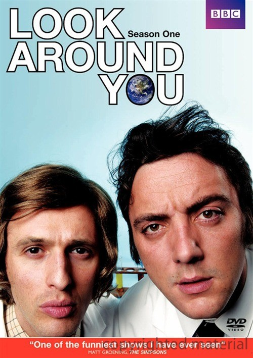 Look Around You: Season One Movie
