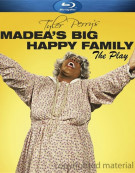 Madeas Big Happy Family: The Play Blu-ray