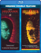 Hellraiser 4: Bloodline / Hellraiser 5: Inferno (Double Feature) Blu-ray