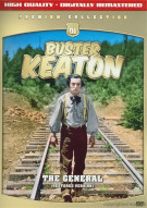Buster Keaton: The General - Premium Collection Vol. 1 Movie