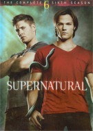Supernatural: The Complete Sixth Season Movie