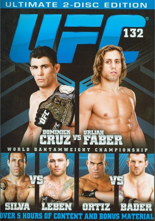 UFC 132: Cruz Vs. Faber 2 Movie