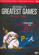 Baseballs Greatest Games: 1992 NLCS Game 7 Movie
