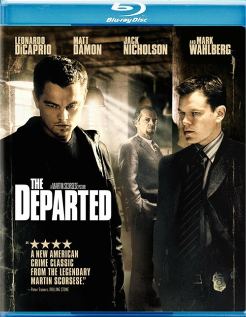 Departed, The (Blu-ray + DVD Combo) Blu-ray