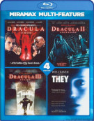 Wes Craven: 4 Film Series Blu-ray