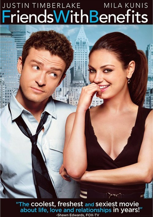 Friends With Benefits Movie