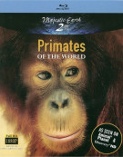 Primates Of The World Blu-ray
