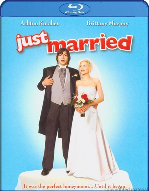 Just Married Blu-ray