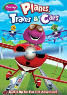 Barney: Planes, Trains & Cars Movie