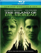 Island Of Dr. Moreau, The: Unrated Directors Cut Blu-ray