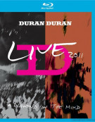 Duran Duran: A Diamond In The Mind Blu-ray