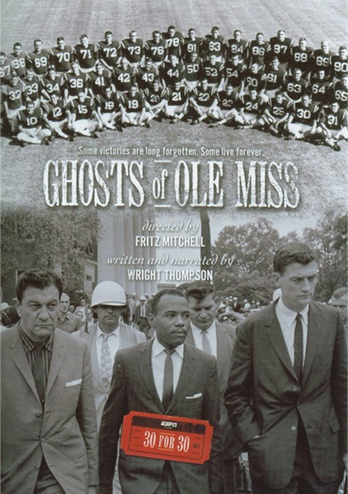 30 for 30 ghosts of ole miss dixie