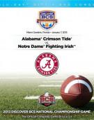 2013 Discover BCS National Championship (Blu-ray + DVD Combo) Blu-ray