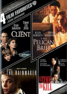 4 Film Favorites: John Grisham Movie