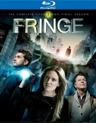 Fringe: The Complete Fifth Season Blu-ray