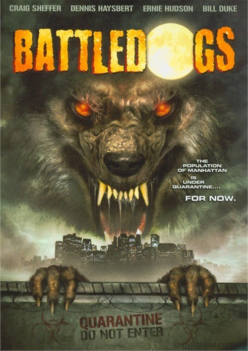 Battledogs Movie