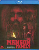 Manson Family, The Blu-ray