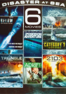 Disaster At Sea: 6 Movie Pack Movie
