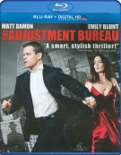 Adjustment Bureau, The (Repackage) Blu-ray