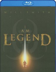 I Am Legend (Steelbook) Blu-ray