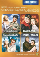 TCM Greatest Classic Films: Legends - John Wayne - War Movie
