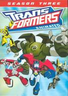 Transformers Animated: Season Three Movie
