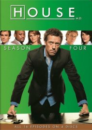 House: Season Four (Repackage) Movie