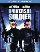Universal Soldier (Blu-ray + UltraViolet) Blu-ray