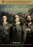 Foxcatcher (DVD + UltraViolet) Movie