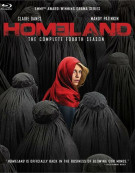 Homeland: The Complete Fourth Season Blu-ray