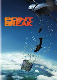 Point Break (DVD + UltraViolet) Movie